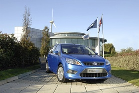 Ford Focus ECOnetic wins Whatgreencar? Green Car of the Year award