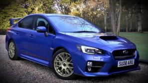 2015 Subaru WRX STI Video Review