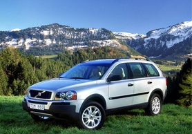Volvo XC90 gets V8 engine – but not in the UK
