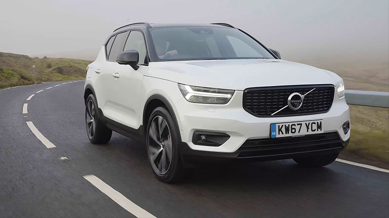 Volvo Xc40 Video Review