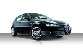 Alfa Romeo announces limited edition 147 Collezione
