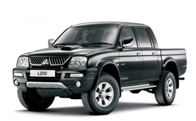 Mitsubishi launches new special edition L200 Trojan