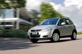 Suzuki SX4 now available with diesel engine