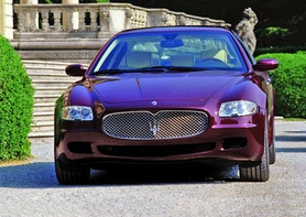 Maserati Quattroporte Executive GT and Sport GT