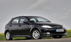 New Chevrolet Lacetti Sport