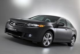 Honda unveils new 2008 Honda Accord Saloon and Tourer