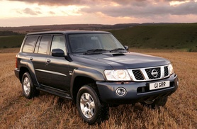 Revisions for Nissan's ageing Patrol