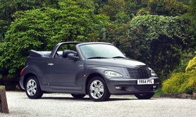 Chrysler launches 2.4 PT Cruiser and Cabrio