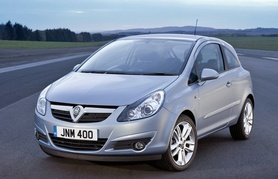 First pictures of new Vauxhall Corsa