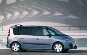 New Renault Espace Rush Special Edition