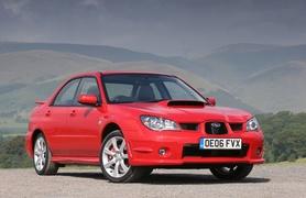 Subaru Impreza 2.5 WRX Type UK