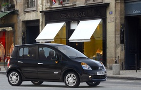 Renault Modus Initiale now available plus 1.5 dCi 106