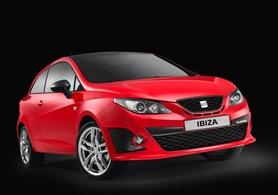Seat Ibiza Cupra and Ibiza Ecomotive to debut at Paris