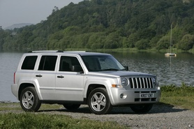 Jeep Patriot priced from £15,995