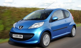 Peugeot 107 Urban Move on sale from June