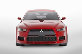 New Mitsubishi Lancer Evolution X Prices and Specification