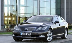 New Lexus LS 460 goes on sale priced from £57,000